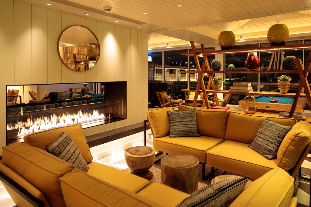 SOUQ Design Project E&O bar and restaurant Play Room
