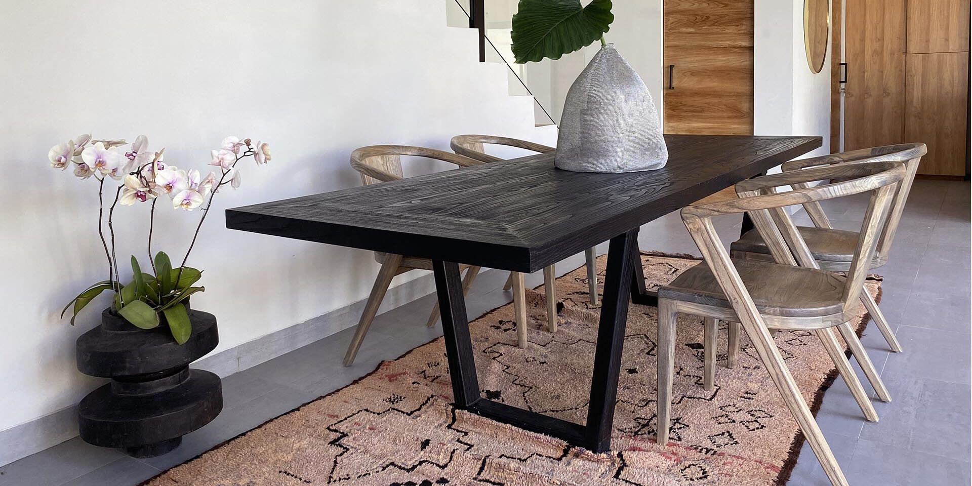 SOUQ Lindy Dining Table